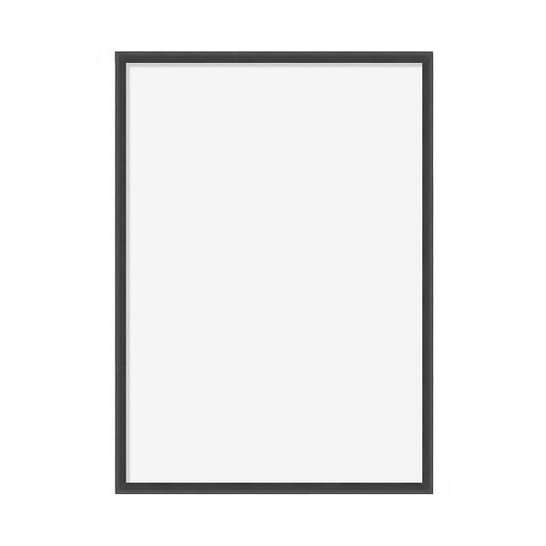 アートプリントジャパン フィットフレーム A4 ブラック 20167323 (直送品)