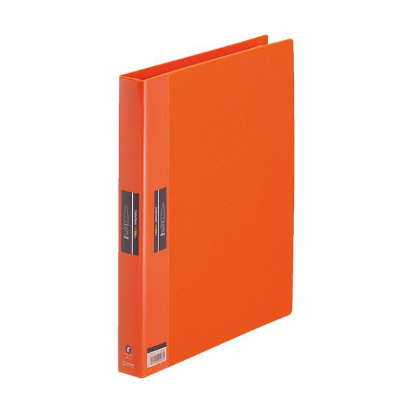 キングジム ヒクタス バインダータイプ A4S 橙 7139オレ (直送品)