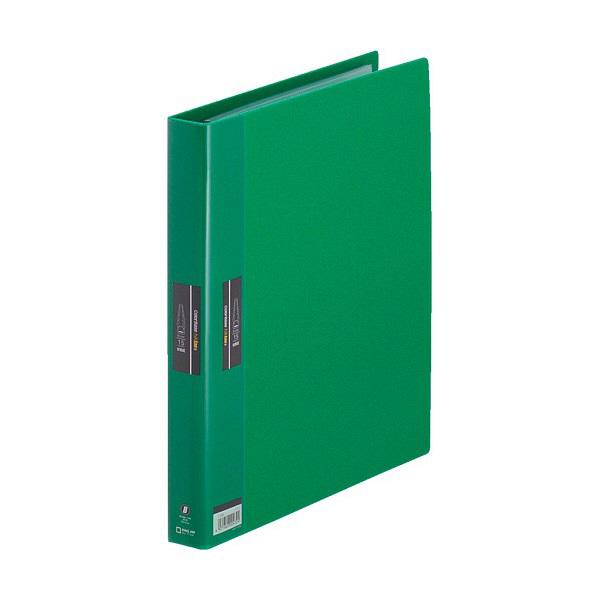 キングジム ヒクタス バインダータイプ A4S 緑 7139ミト (直送品)
