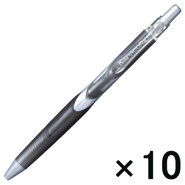 ぺんてる ビクーニャボールペン 0.5mm BX155A-A (直送品)