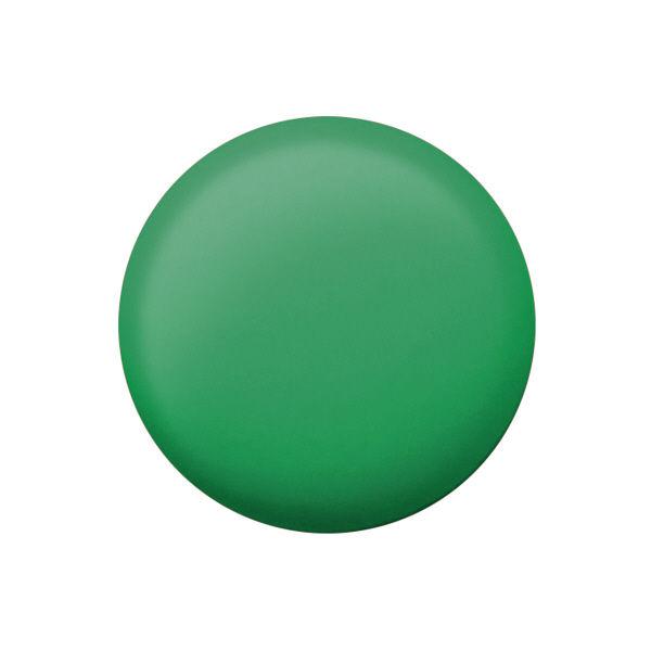 プラス カラーマグネット CP-015M グリ-ン (直送品)