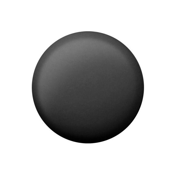 プラス カラーマグネット CP-015M ブラック (直送品)