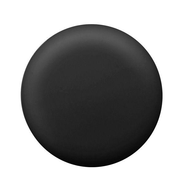 プラス カラーマグネット CP-020M ブラック (直送品)