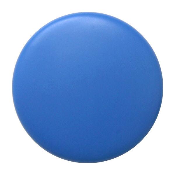 プラス カラーマグネット CP-040M ブル- (直送品)