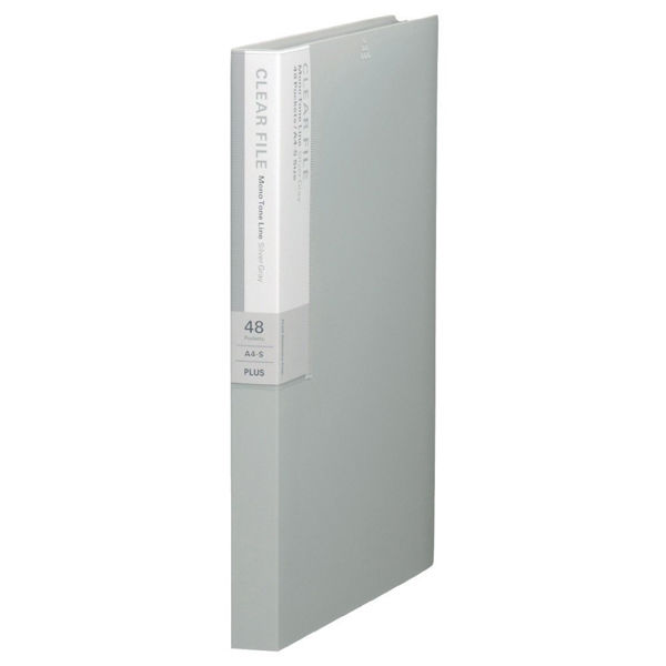 プラス デジャヴクリアーファイル48P FC148DP SLG (取寄品)