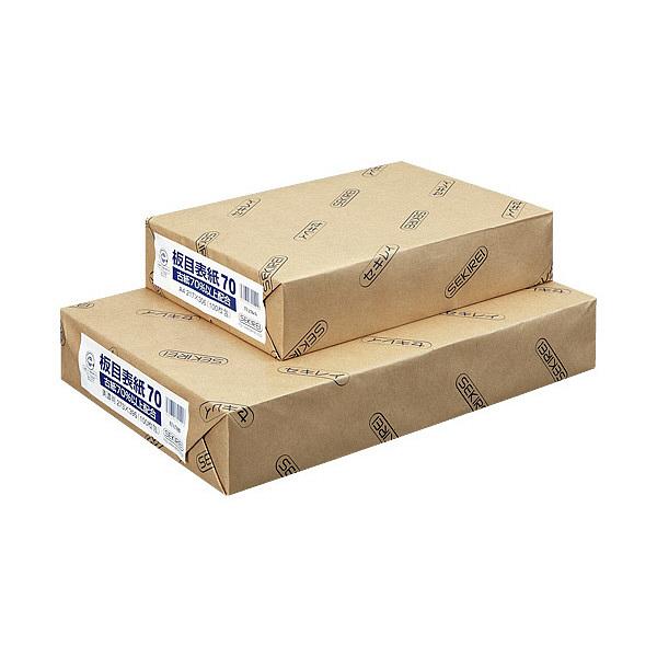 セキレイ 板目表紙 A4判 100枚入 ITA70A (直送品)