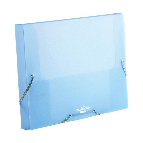 ビュートン ドキュメントボックス ブルー NDB-A4-CB (直送品)