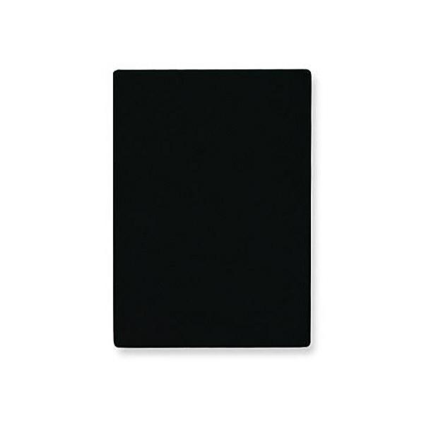 黒色下敷 A4判 NO.1337 共栄プラスチック (直送品)