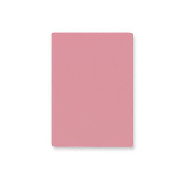 色物下敷 B5判 ピンク NO.850-P 共栄プラスチック (直送品)