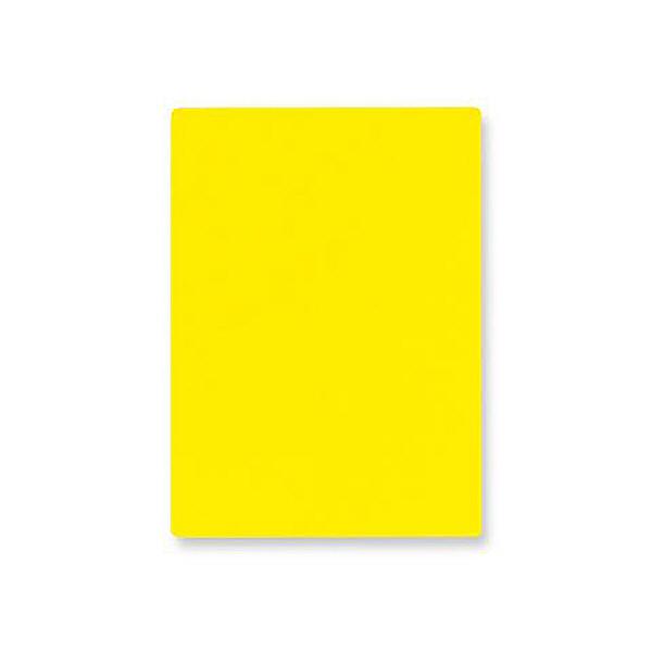 色透明下敷 黄 NO.8712-Y 共栄プラスチック (直送品)