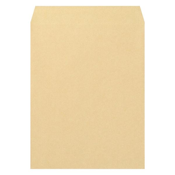マルアイ ワンタッチ封筒 PKO-5 角5 13枚 クラフト 郵便番号枠なし 接着テープ付 (直送品)