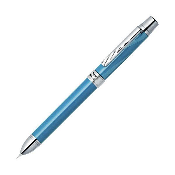 多機能ボールペン スラリ 青緑(直送品)