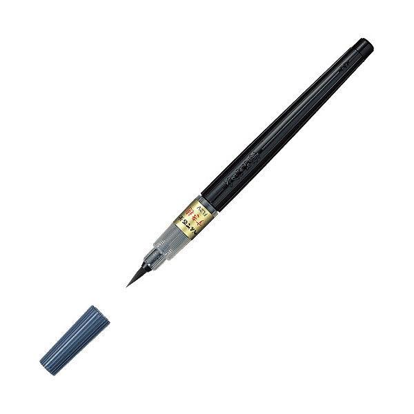筆ペン すき穂 ぺんてる(直送品)