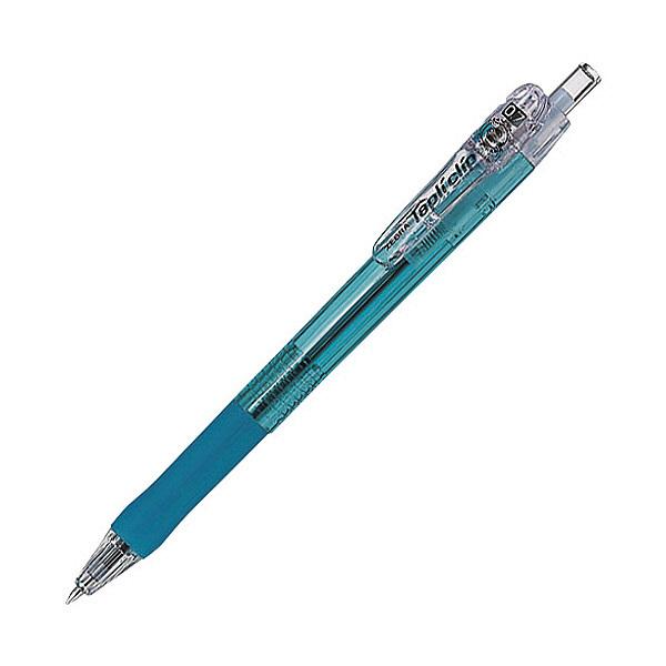 ゼブラ ボールペン タプリクリップ 0.7 淡 BN5-LB (直送品)
