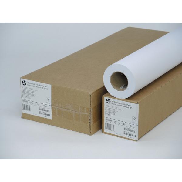 HP(ヒューレット・パッカード) スタンダード厚手コート紙 610mm×30m SA029B 1箱(2本入)