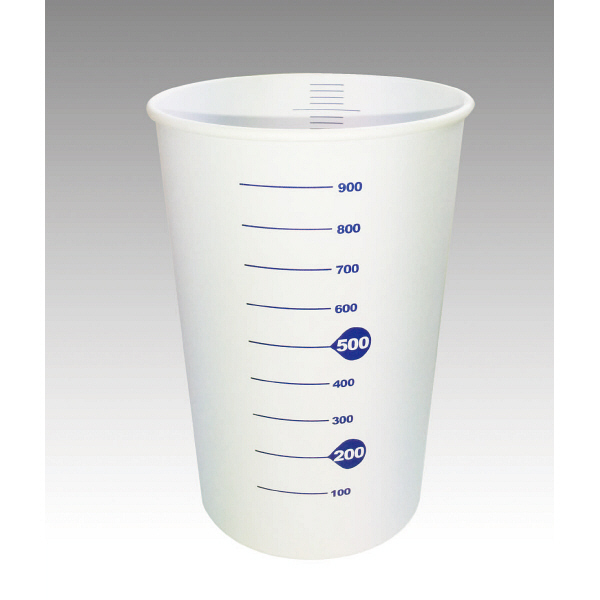 サンナップ 目盛りカップ1000mL C1000ME 1袋(25個入)