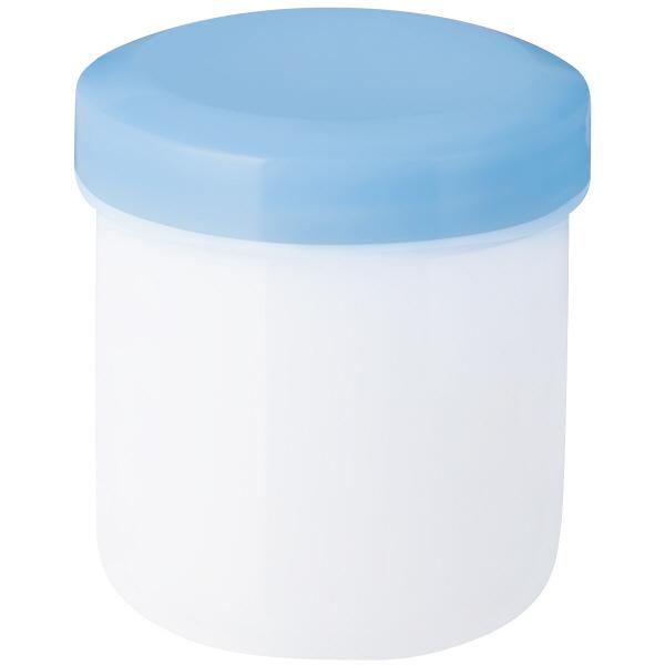 定量型軟膏容器 50mlスカイブルー