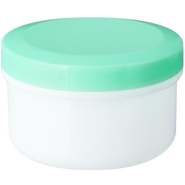増量型軟膏容器 120mlライトグリーン