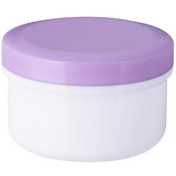 増量型軟膏容器 120mlパープル