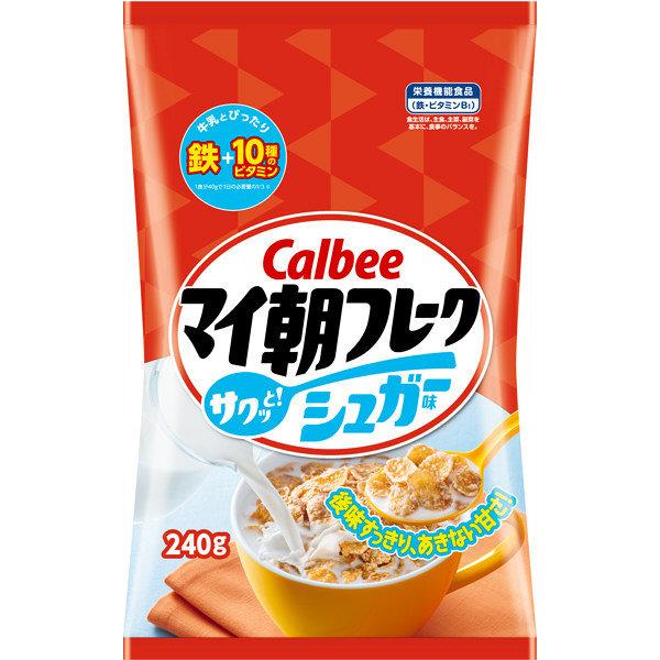 マイ朝フレークシュガー味 240g