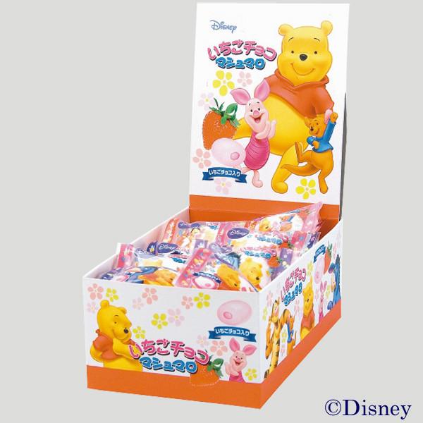 エイワ プーさん苺チョコ 1箱(30個入
