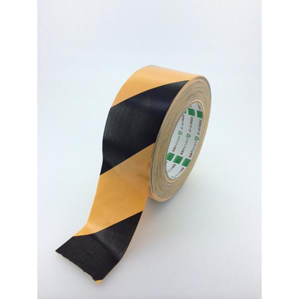 オカモト 布テープ トラ黄/黒 111