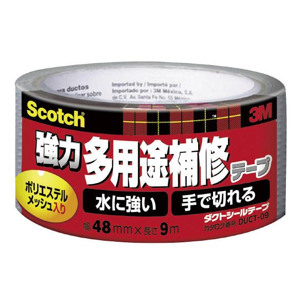 スリーエム ジャパン 強力多用途補修テープ 48mmx9m DUCT-09