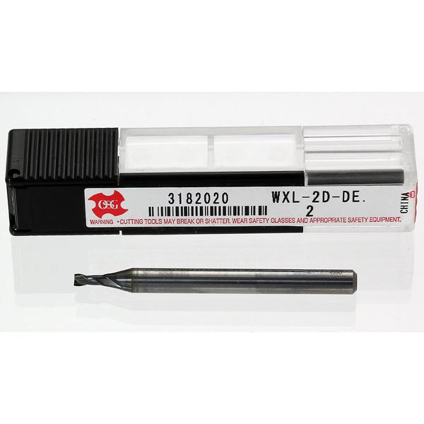 OSG WXL-2D-DE2 WXLコート2刃 2D刃長タイプ