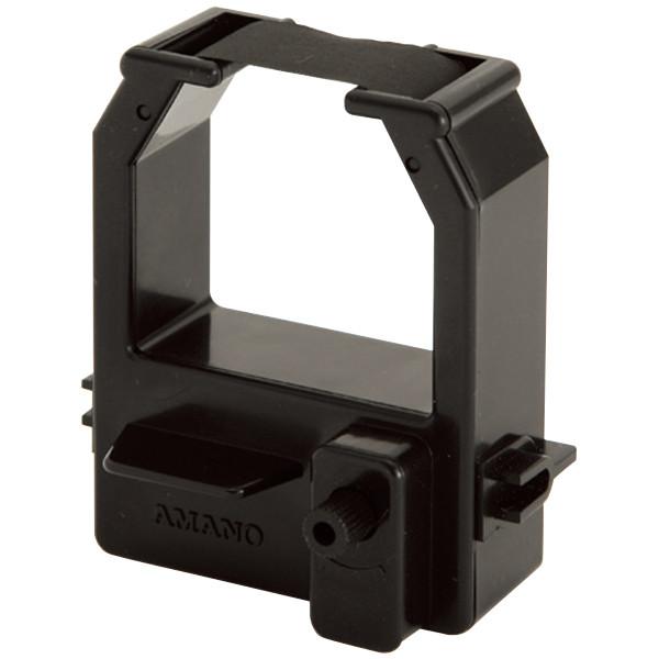 アマノ 電子タイムレコーダー用インクリボン 黒単色 CE320050