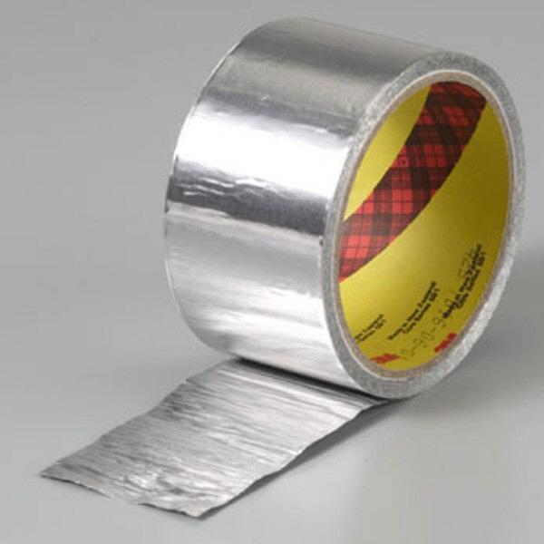 スリーエム ジャパン 3M アルミ箔テープ 25mm×10m 425 25X10 R 1セット(1個×3)
