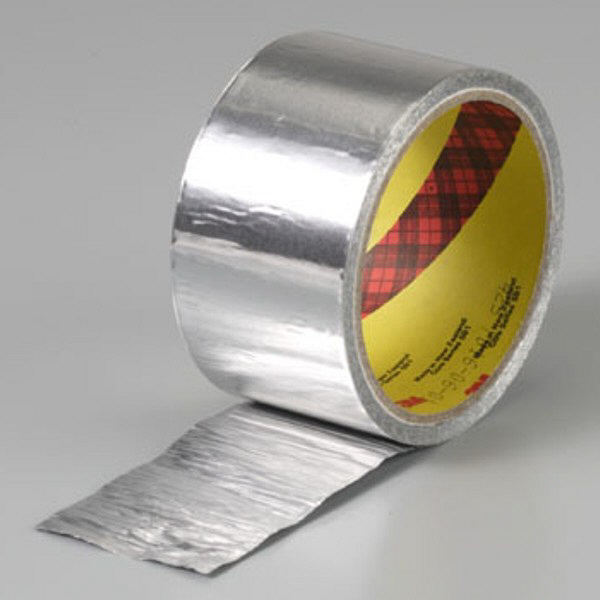スリーエム ジャパン 3M アルミ箔テープ 50mm×10m 425 50X10 R 1セット(1個×3)