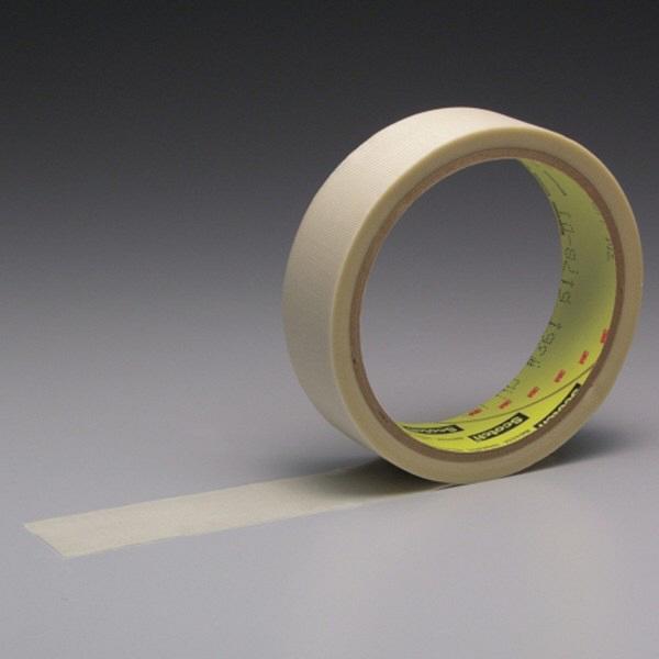 スリーエム ジャパン 3M ガラスクロステープ 25mm×10m 361 25X10 R 1セット(1個×3)