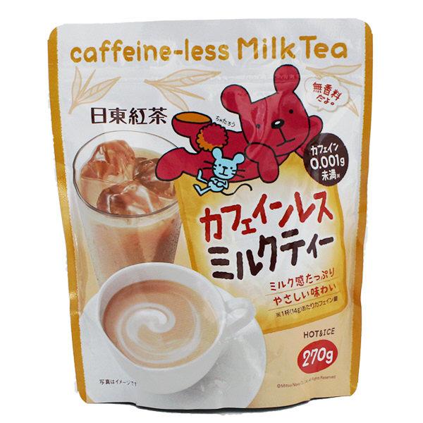 日東紅茶 カフェインレスミルクティ 1袋