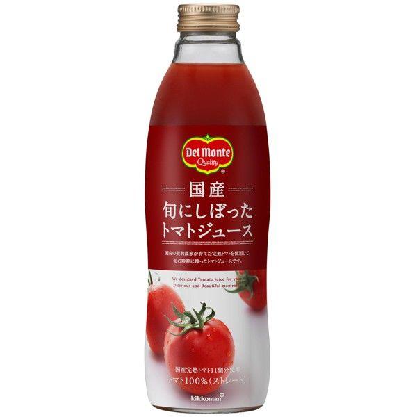 旬にしぼったトマト 750ml  1本入