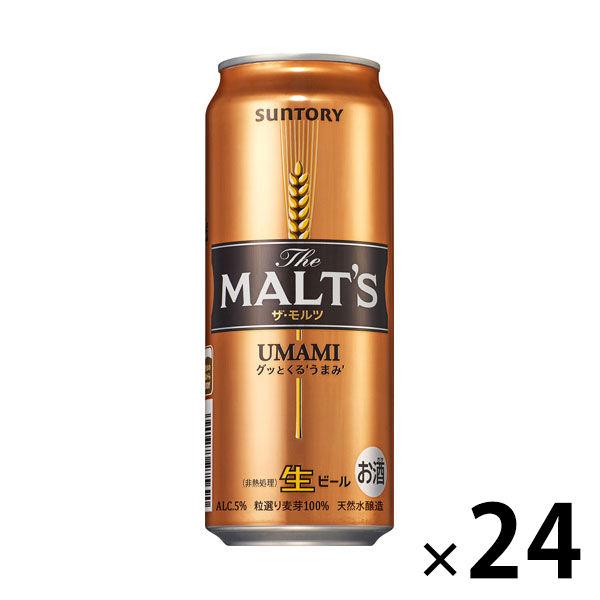 サントリー ザ・モルツ500ml 24缶