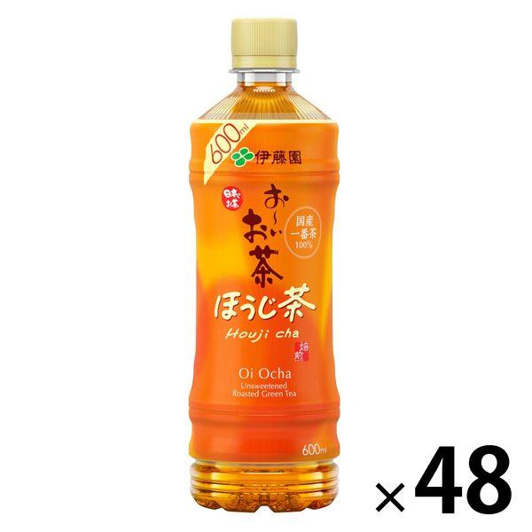 おーいお茶 ほうじ茶 525ml 48本