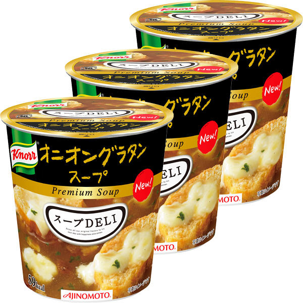 スープDELI オニオングラタンスープ