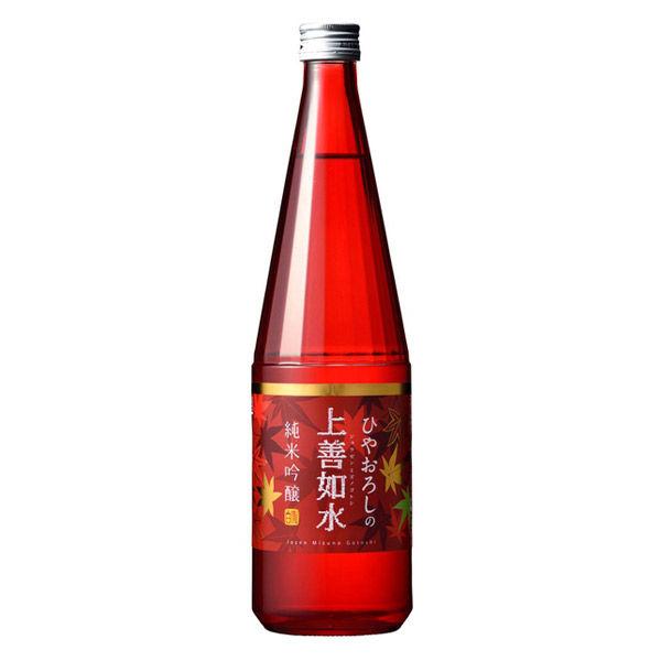 白瀧酒造 ひやおろしの上善如水 純米吟醸