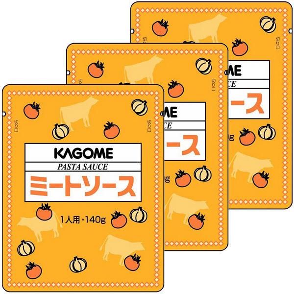 カゴメ業務用パスタソースミートソース3袋