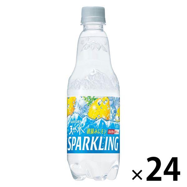 天然水スパークリングレモン 24本