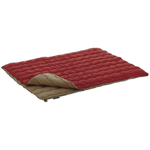 ロゴス 2in1・Wサイズ丸洗い寝袋・0