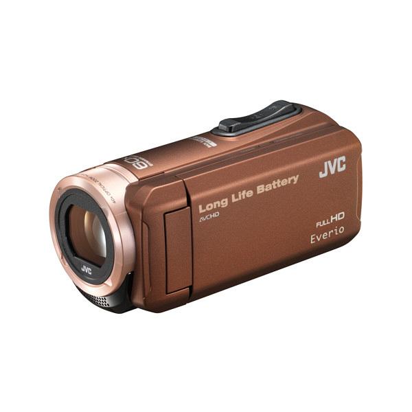 JVC ビデオカメラ GZ-F100