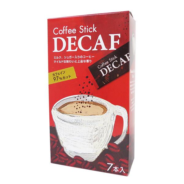 コーヒースティック デカフェ14g×7本