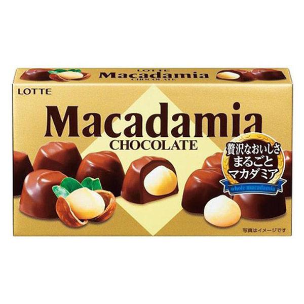 ロッテ マカダミアチョコレート 1個