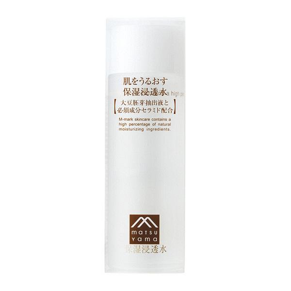 松山油脂 肌をうるおす保湿浸透水