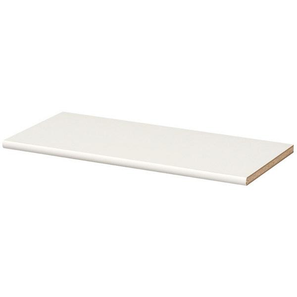 Shelfit エースラック/カラーラック 標準タイプ 追加棚板 本体幅592×奥行310mm用 ホワイト (取寄品)