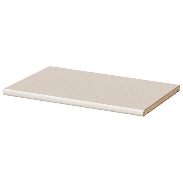 Shelfit エースラック/カラーラック 標準タイプ 追加棚板 本体幅442/865×奥行310mm用 ライトナチュラル (取寄品)