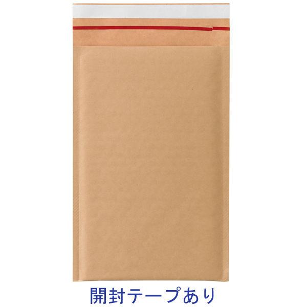 クッション封筒 CD/DVD用 茶 無地 封緘シール付 1パック(10枚入) 今村紙工