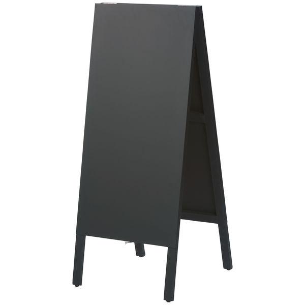 A型黒板 黒 両面