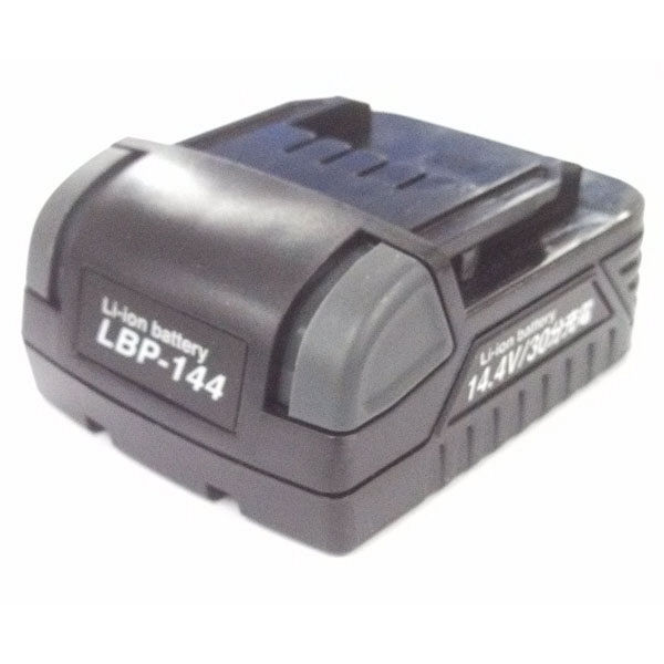 電池パック 黒 LBP-144